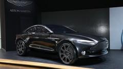Aston Martin : quatre modèles annoncés dont un SUV et une berline