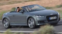 Essai Audi TT Roadster : pour amateurs de Golf