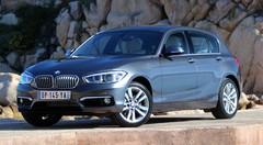 Essai BMW Série 1 restylée : enfin de l'allure