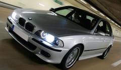 Marche arrière : La BMW M5 E39