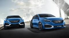 Peugeot : une 308 R hybride de 500 ch !