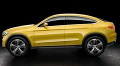 Mercedes Concept GLC Coupé : le X4 est déjà prévenu