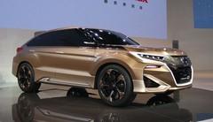 Honda Concept D : un nouveau SUV pour conquérir la Chine