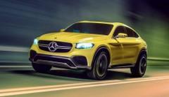 Mercedes GLC Coupé : Futur imminent