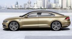Volkswagen C Coupé GTE avec planificateur pour chauffeur