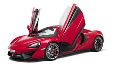 McLaren 540C : la baby-mac est là !