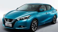 Nissan Lannia, la berline des jeunes actifs chinois
