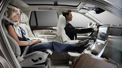 Volvo XC90 Excellence Lounge Console concept, la console de luxe