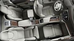 Volvo Lounge Console : uniquement avec chauffeur