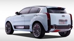 Qoros expose le concept Qoros 2 SUV PHEV