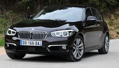 Essai BMW Série 1 (2015)