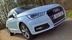 Essai Audi A1 Sportback 1.4 TFSI : Pétulante, la petite Belge!