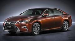 Lexus ES restylée