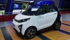 Salon de Shanghai : la Smart chinoise !
