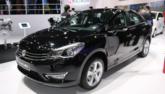 Dongfeng L60 : la Dacia Logan Chinoise de PSA