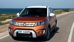 Essai Suzuki Vitara 2015 : avis sur le 1.6 120 ch à essence