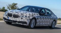 BMW dévoile sa Série 7 2015. Sous camouflage