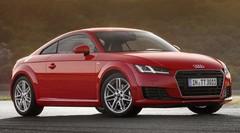 Audi TT 1.8 TFSI 180 : nouveau moteur d'entrée de gamme pour le TT