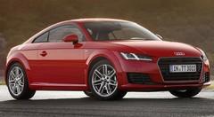 Audi TT 1.8 TFSI : Le look à moindre prix