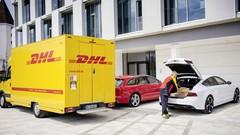 """Audi se lance à son tour dans la livraison """"au coffre"""""""