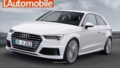 Audi A3 2016 : Tout en douceur