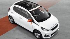 Peugeot commercialise la 108 Roland Garros