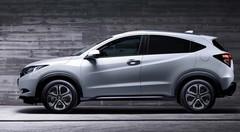 Honda HR-V 2015 : pas d'hybride, mais 4 l aux 100 km en diesel