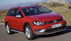 Essai Volkswagen Golf Alltrack TDI 184 DSG : La Golf y va par quatre chemins