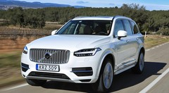 Essai Volvo XC90 T8 hybride rechargeable : chameau scandinave