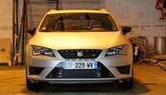 Essai Seat Leon ST Cupra : break emoción