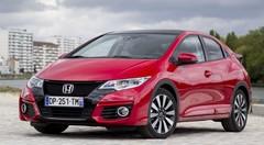Essai Honda Civic restylée : changement d'image