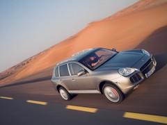 Essai Porsche Cayenne Turbo S : SUV GT