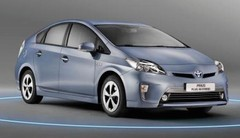 Toyota : fin de la Prius 3 en juin
