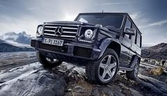 Mercedes Classe G : facelift et nouveau V8