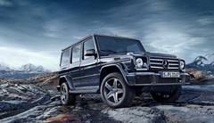 Mercedes classe G 2015