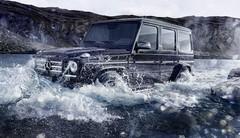 Mercedes Classe G 2015 : premières photos officielles