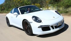 Essai Porsche 911 Targa 4 GTS (991) : Meilleur des mondes ou 911 de trop ?