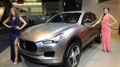 Maserati Levante 2016 : le SUV à partir de 90.000 euros ?