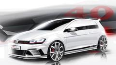 Worthersee : 1ère image de la Volkswagen Golf GTI Clubsport