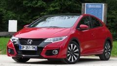 Essai Honda Civic 2015 : elle ne manque pas de style