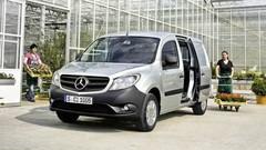 Mercedes : nouveautés sur le Citan