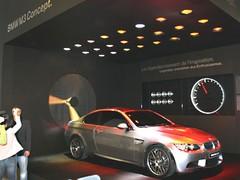 BMW M3 Concept : Tueuse de RS4 !