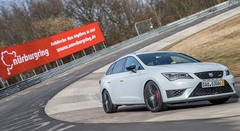 Seat Leon ST Cupra: Le break le plus rapide du Nürburgring