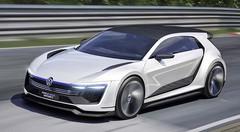 Volkswagen Golf GTE Sport Concept : le coupé vert