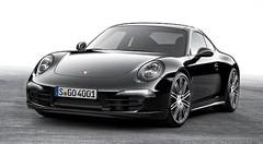 Porsche 911 Carrera et Boxster « Black Edition » : le noir lui va si bien