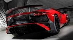 La Lamborghini Aventador SV en 6'59 sur le Nürburgring