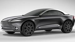 Aston Martin : pas forcément de plateforme Mercedes pour le futur DBX
