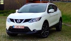 Essai Nissan Qashqai 1.6 DIG-T 163: Plus plaisant que son nom!