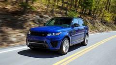Range Rover Sport SVR, un cas à part
