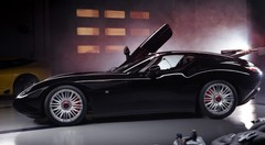 Zagato Maserati Mostro : un bijou rétro de 5 exemplaires